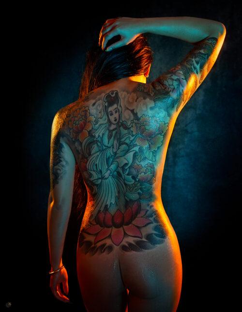 Colored Nude - Dietmar Zirzow